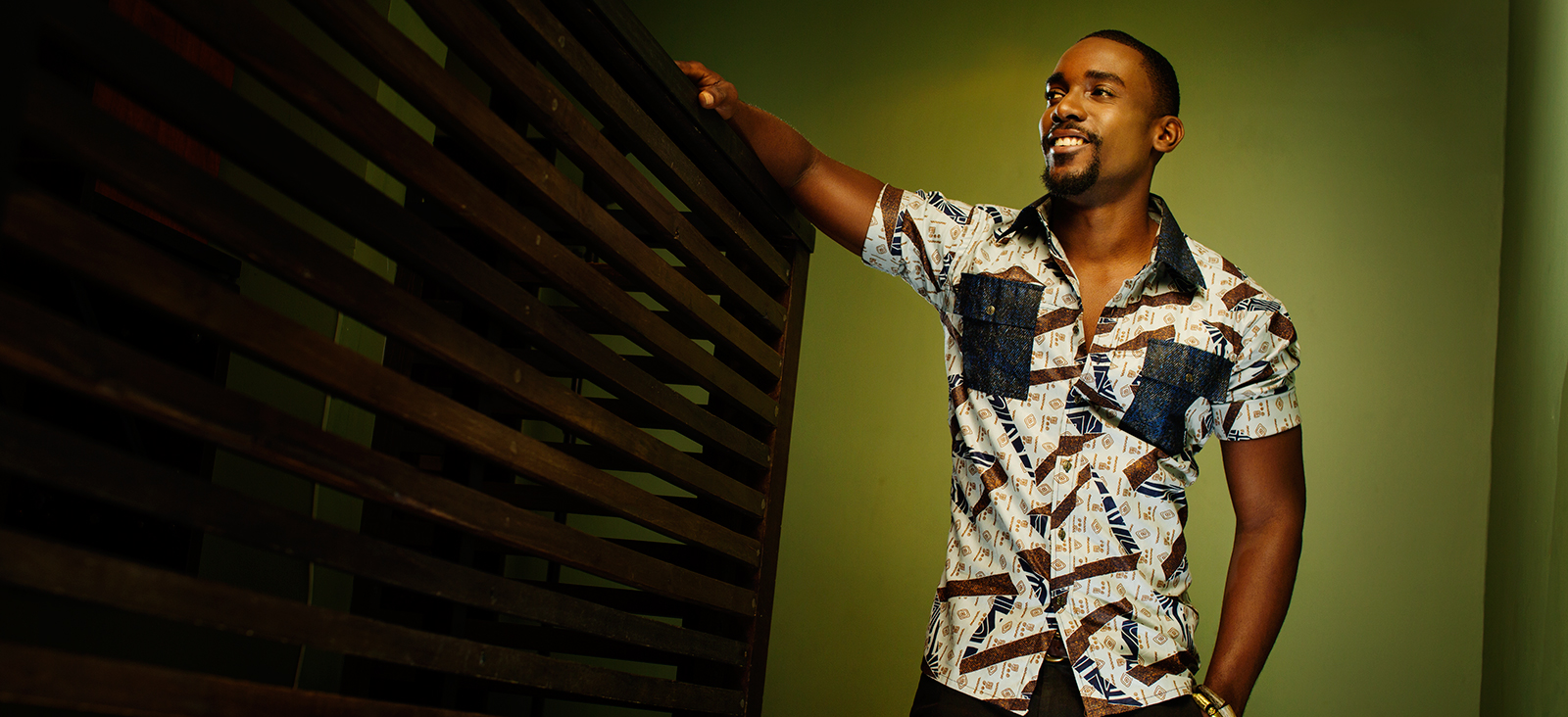 Shirt design in nigeria - How Every Man Can Add Print To Everyday Style